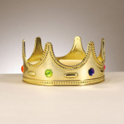 Rite Lite TYPA-CR-S 7 in. Jeweled Purim Crown- Pack of 3