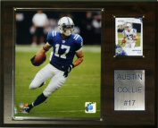 C & I Collectables 1215COLLIE NFL Indianapolis Colts Player Plaque