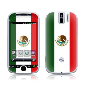 DecalGirl HMT3-MEXICO HTC My Touch 3G Skin - Mexican Flag
