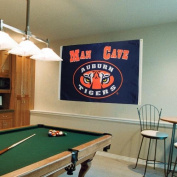 BSI PRODUCTS 35645 Man Cave 3 Ft. X 5 Ft. Flag with 4 Grommets - Auburn Tigers