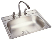 Franke Kindred 16.5cm . Single Bowl Sink FSS654N