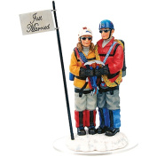 Outside Inside 148729 Mountaineer Cake Topper