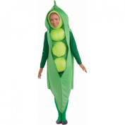 Peas Adult Halloween Costume - One Size