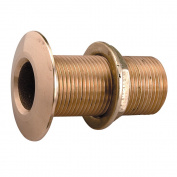 Perko 2.5cm Thru-Hull Fitting with Pipe Thread Bronze MADE IN THE USA