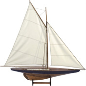 Authentic Models AS050 Sail Model 1901 Blue-Green