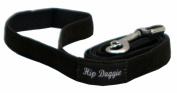 Hip Doggie HD-6BNFSH-LEASH Brown Fur Matching Leash