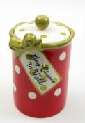 IWGAC 049-92164 Merry Christmas Yall Goody Jar