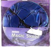 Auto Expressions - Kraco 28.5in. X 31.5in. Magic Shade Sunshade 1203006B