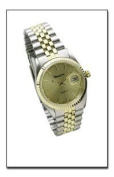 This traditional Alex Navarre Mens Quartz Watch has a timeless spirit thats normally only JEMROLP