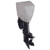 Dallas Manufacturing BC31022 Motor Hood Polyester Cover 2 - 15 hp - 25 hp 4 Strokes Or 2 Strokes Up To 50 hp