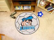 Fanmats 5026 COL - 70cm . diameter - Grand Valley State University Soccer Ball