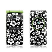 DecalGirl S506-ALOHA-BLK Sony Ericsson TM506 Skin - Aloha Black