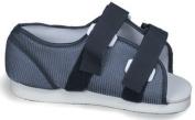 Mabis 530-6045-0122 Blue Mesh Post-Op Shoe- Womens Medium