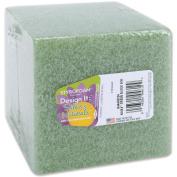 Flora Craft B444GS24 Styrofoam Block 4X4X4 1/Pkg