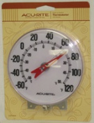 Chaney Instruments Co P 00346A1 Thermometer 5 Inch