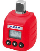Durofix-Ac Delco Power Tools DEARM602-4 .12.7cm . Digital Torque Measuring Adaptor