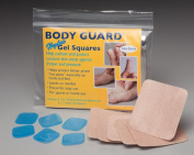 Nearly Me 1603010 BODY GUARD Hydro Gel Sheets-Poly Knit Kit