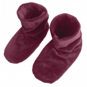 Herbal Concepts HCBOOTM Herbal Comfort Booties - Mauve
