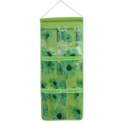 Blancho Bedding BN-WH039 Sunflowers Green/Wall Hanging/ Wall Organizers /Baskets/ Hanging Baskets