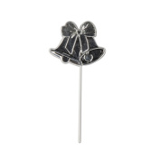 Beistle 60092-S Silver Bell Picks