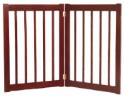 Dynamic Accents 80cm . 2 Panel Free Standing Gate