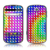 DecalGirl SEPC-RBCANDY for Samsung Epic 4G Skin - Rainbow Candy