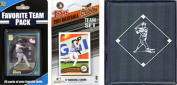 C & I Collectables 2011ORIOLESTSC MLB Baltimore Orioles Licenced 2011 Topps Team Set and Favourite Player Trading Cards Plus Storage Album