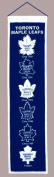 Winning Streak Sports 47002 Toronto Maple Leafs Heritage Banner