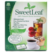 Sweet Leaf 0405811 Wisdom Natural SweetLeaf - 35 Packets