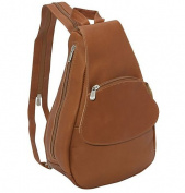 Piel Leather 9930 Flap-Over Sling - Saddle