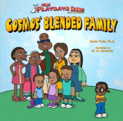 Playdate Kids Publishing 978-1933721-10-3 Cosmos Blended Family