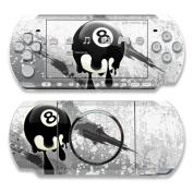DecalGirl PSP3-8BALL PSP 3000 Skin - 8Ball