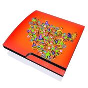 DecalGirl PS3S-ORNSQUIRT PS3 Slim Skin - Orange Squirt