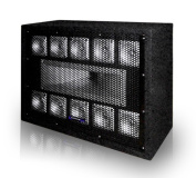 Technical Pro tw110 Carpeted 11-Way Tweeter Box