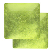 Creative Gifts International 807341 Condi Dishes Pair of Green