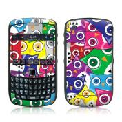 DecalGirl BBC5-HOOT BlackBerry Curve 8500 Skin - Hoot