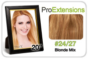 Brybelly Holdings PRLC-20-2427 Pro Lace 50cm . No. 24-27 Light Blonde with Dark Blonde Highlights