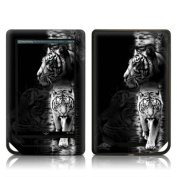 DecalGirl BNTB-WHITETIGER DecalGirl Barnes and Noble NOOK Tablet Skin - White Tiger