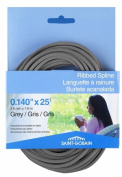 Saint Gobain FSP8516-U .140 in. X 25 ft. Gray Ribbed Spine