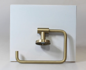 Amerock BH26541BBZ Arrondi Towel Ring - Brushed Bronze