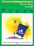 Alfred 00-6492 Basic Piano Course- Universal Edition Theory Book 1B - Music Book