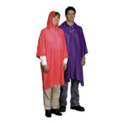 WEST CHESTER PVC Rain Poncho Assorted Colours 49102 Multi-Coloured