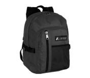Everest 5045SC-BK 16.5 in. Backpack with Front Mesh Pocket