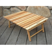 Blue Ridge Chair Works CSTB08W Carolina Snack Table