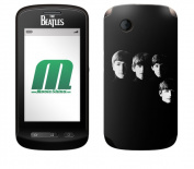 MusicSkins The Beatles Band Skin for ZTE Libra