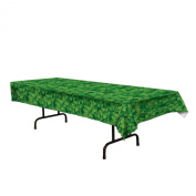 Beistle 30427 Shamrock Tablecover - Pack of 12