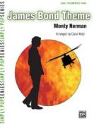 Alfred 00-27721 James Bond Theme - Music Book