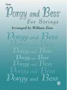 Alfred 00-0547B Porgy and Bess for Strings - Music Book
