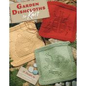 Leisure Arts 307464 Leisure Arts-Garden Dishcloths To Knit
