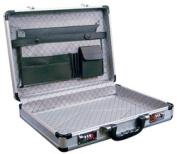 ROADPRO 17.5 x 4 x 13 Silver Aluminium Briefcases SPC-931R